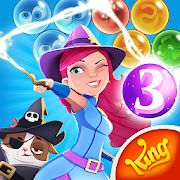 Скачать Bubble Witch 3 Saga (Взлом на монеты) версия 6.8.4 apk на Андроид