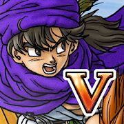 Скачать DRAGON QUEST V (Взлом на монеты) версия 1.1.1 apk на Андроид