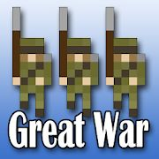Скачать Pixel Soldiers: The Great War (Взлом на монеты) версия 2.1 apk на Андроид