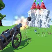 Скачать Cannons Evolved - Cannon & Ball Shooting Game (Взлом на монеты) версия 1.2.9998 apk на Андроид