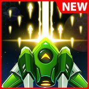 Скачать Galaxy Attack - Space Shooter 2020 (Взлом на монеты) версия 1.6.03 apk на Андроид