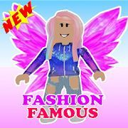 Скачать Fashion Famous Frenzy Dress Up Runway Show obby (Взлом на монеты) версия 1.0.1 apk на Андроид