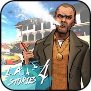 Скачать LA Crime Stories 4 New order (Взлом на монеты) версия 1.17 apk на Андроид