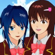 Скачать SAKURA School Simulator (Взлом на монеты) версия 1.036.08 apk на Андроид