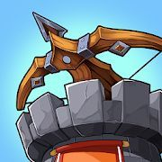 Скачать Castle Defender: Hero Idle Defense TD (Взлом на монеты) версия 1.5.1 apk на Андроид
