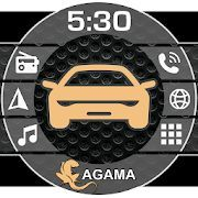Скачать AGAMA Car Launcher (Без Рекламы) версия 2.6.0 apk на Андроид
