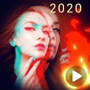 Скачать Magic Video Effect - Music Video Maker Music Story (Без Рекламы) версия 3.13 apk на Андроид
