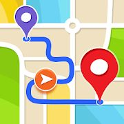 Скачать Free GPS Navigation & Maps, Directions (Без Рекламы) версия 3.1 apk на Андроид