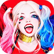 Скачать Harley Quinn Stickers for WhatsApp - WAStickerApps (Без Рекламы) версия 1.5 apk на Андроид
