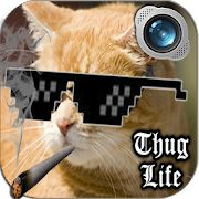 Скачать Thug Life Photo Maker редактор (Полная) версия 1.28 apk на Андроид