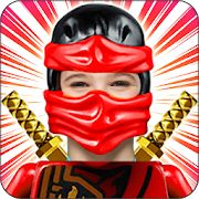 Скачать Super Ninja Mask Photo Editor (Без Рекламы) версия 1.4 apk на Андроид