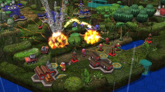 Скачать Epic Little War Game (Взлом на монеты) версия 2.009 apk на Андроид