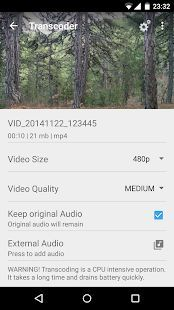 Скачать VidTrim - Video Editor (Неограниченные функции) версия 2.6.1 apk на Андроид