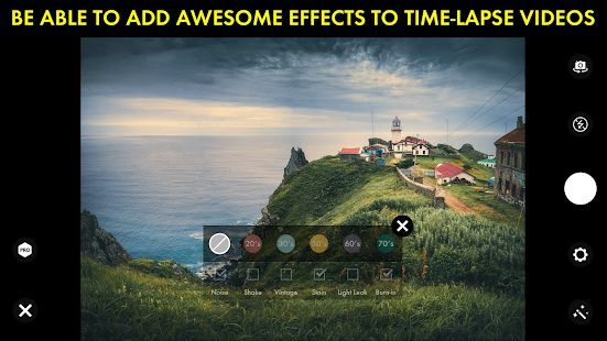 Скачать Time Lapse Video: Recorder & Editor (Без кеша) версия 1.7 apk на Андроид
